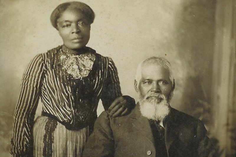 Black LDS, Samuel and Amanda Chambers