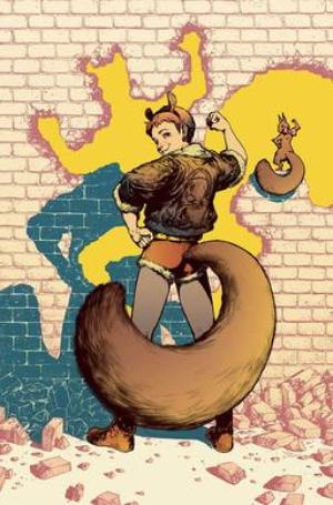 Squirrel Girl Mormon