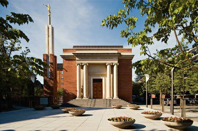 Denmark Mormon temple