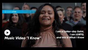 lgbtq mormon music video i know