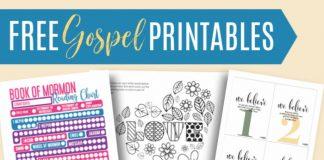 free gospel printables