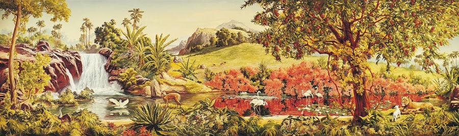 Image of Garden of Eden.