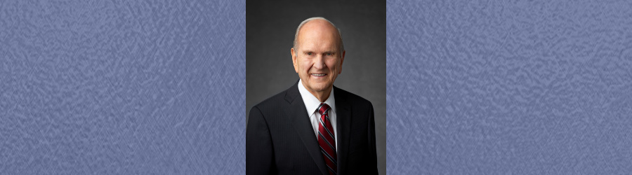 Photo of a leader of The Church of Jesus Christ of Latter-day Saints.