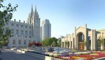future north gate SLC temple