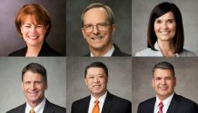 Leaders from The Church of Jesus Christ of Latter-day Saints.