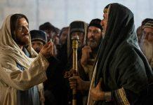 jesus pharisees