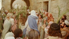 triumphal entry lds