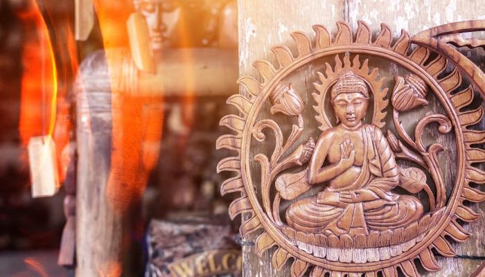 Image of religious symbol.