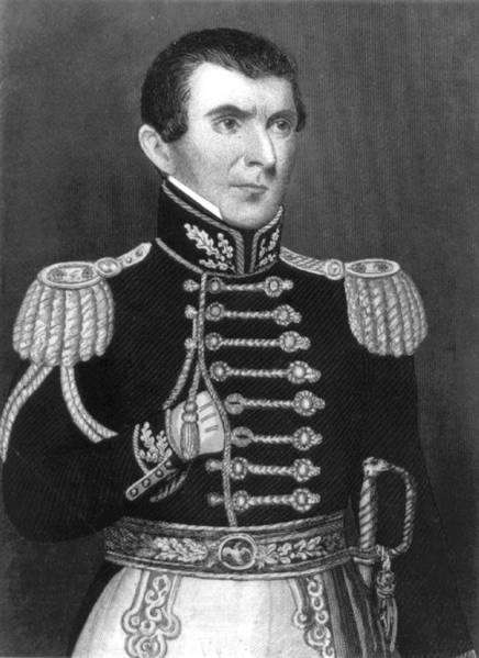 John C. Bennett, an antagonist of Joseph Smith.