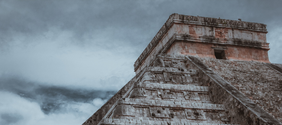 Image of ancient ruins.