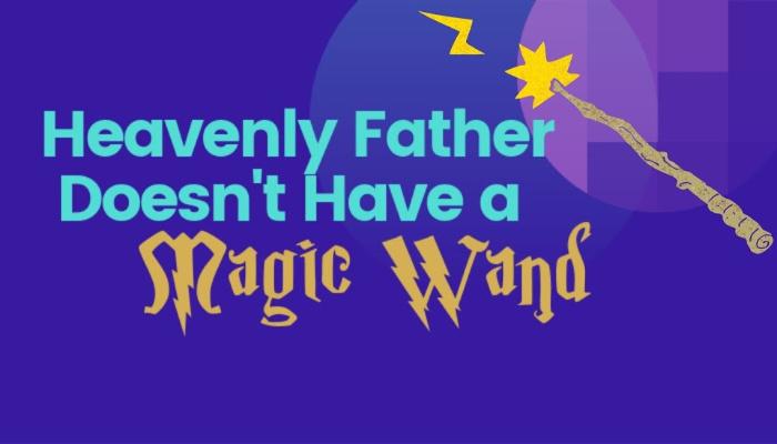 mormon magic wand