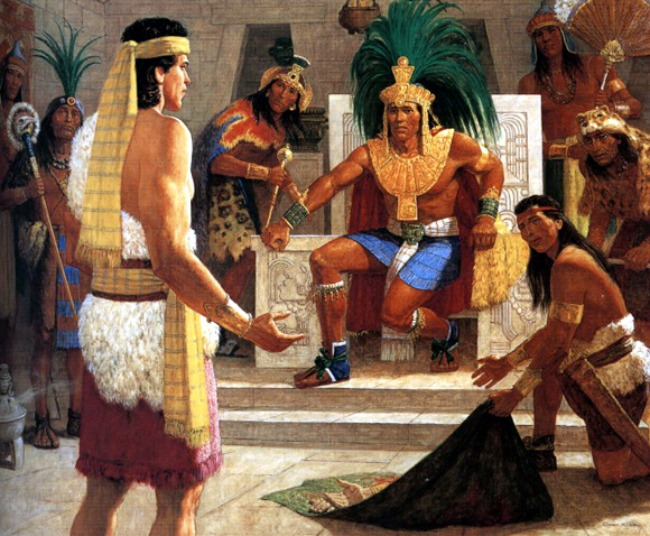king lamoni and ammon
