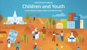 LDS children and youth program graphic