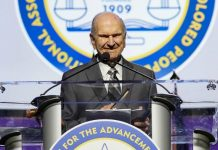 Russell M. Nelson, NAACP