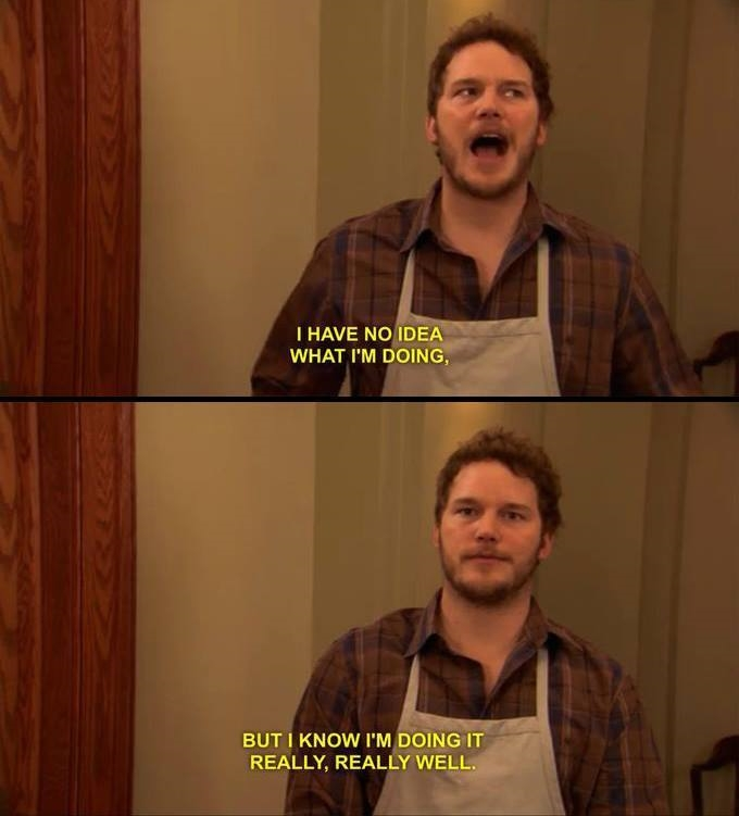 Andy Dwyer Parks and Rec