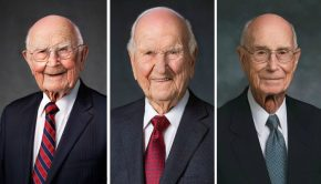 Aged First Presidency.