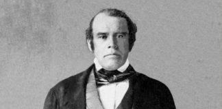 Parley P. Pratt portrait.