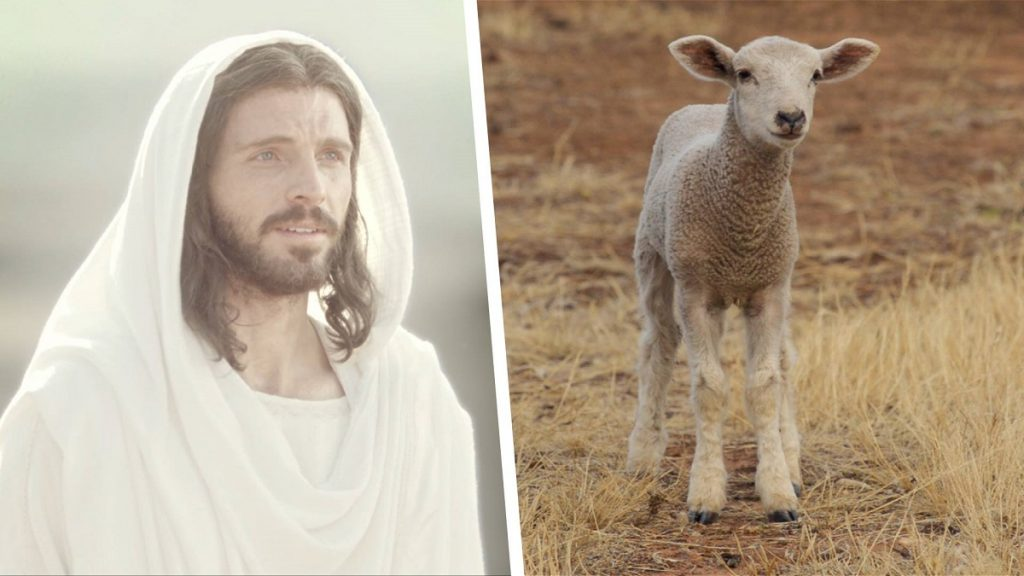 Christ as Passover lamb