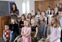 lds primary children
