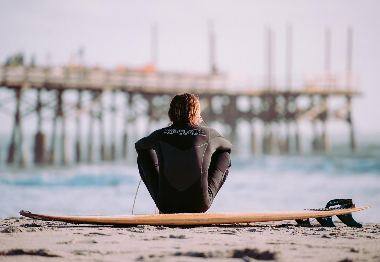surfer water ocean sea sport
