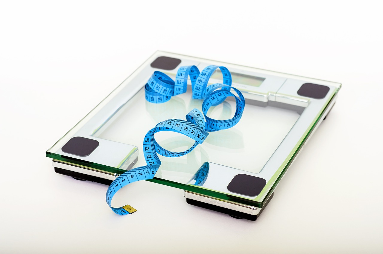 scale weight tape measure