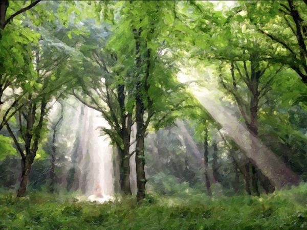 Light Descending by Matthew Kennedy, templehousegallery.com