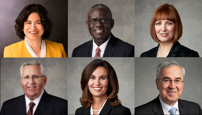 Latter-day Saint (Mormon) leaders.