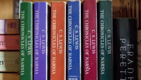 C.S. Lewis books author
