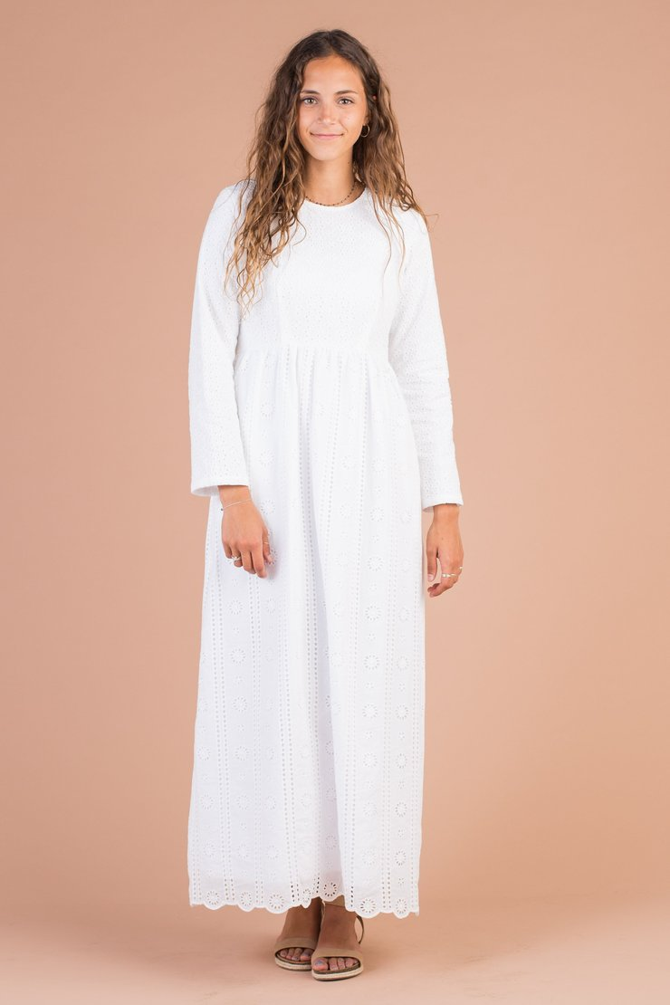 #1 Temple Dress
