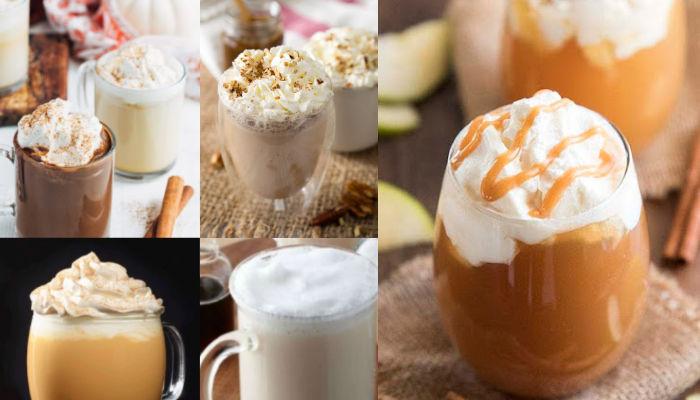 fall drinks coffee free