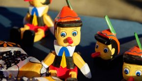 pinocchio toy