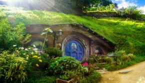 Hobbit house Uchtdorf