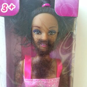 original shave barbie