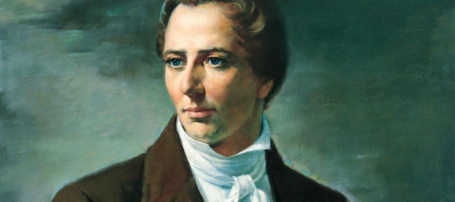 Portrait of Joseph Smith