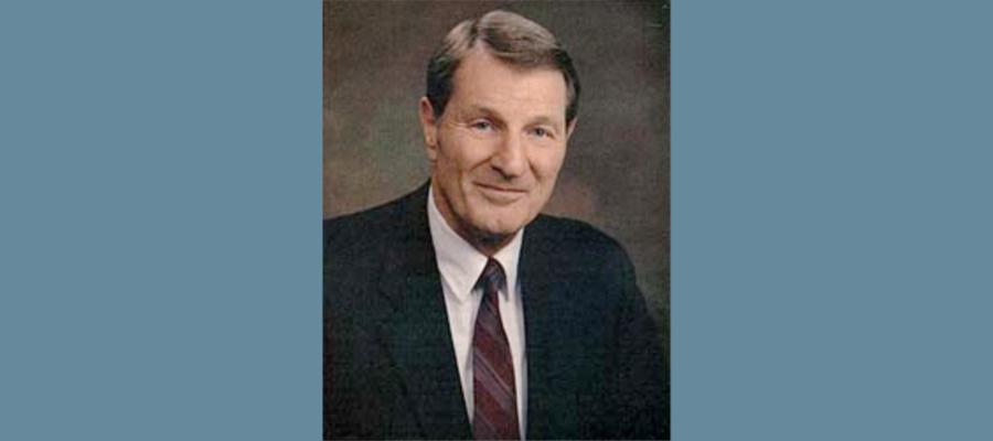 Neal A. Maxwell portrait
