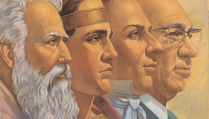 Four prophets.