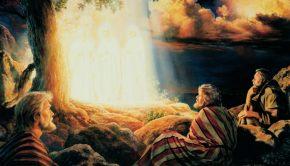 Transfiguration of Jesus Christ.