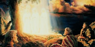 Transfiguration of Jesus Christ.