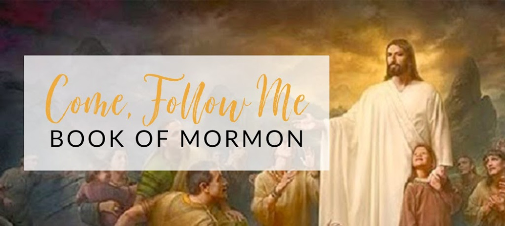 come follow me book of mormon