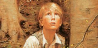 Joseph Smith young Mormon