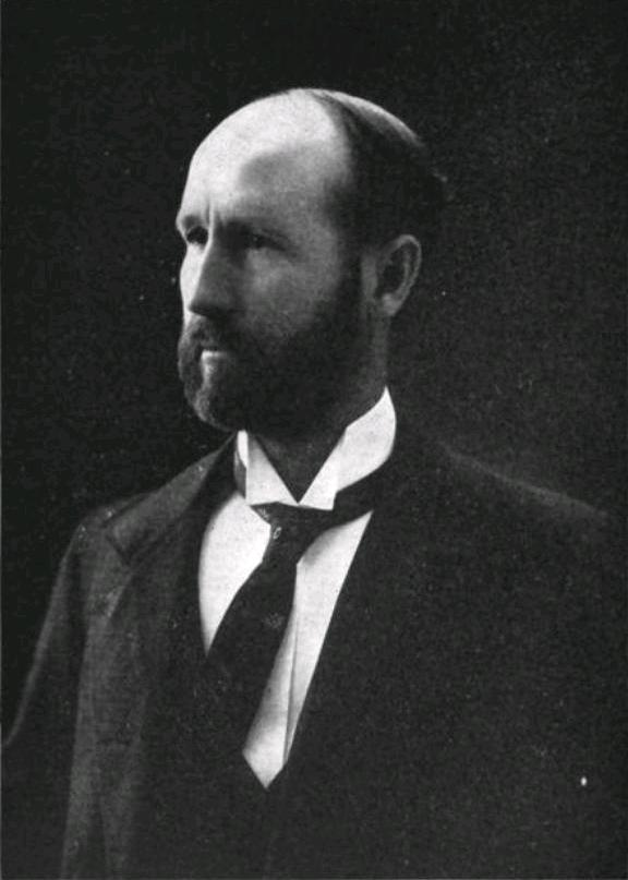 Portrait of J. Golden Kimball