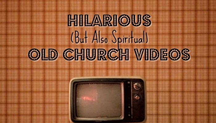 hilarious old church videos