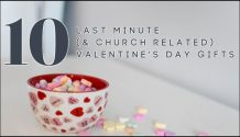10 last minute valentine's day gifts
