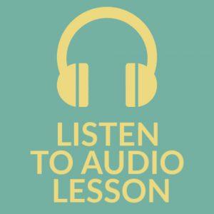 come follow me audio lesson