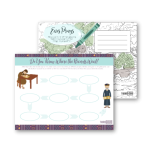 enos kids activities free printables