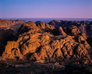 Mt. Sinai by Scott Procter via Havenlight