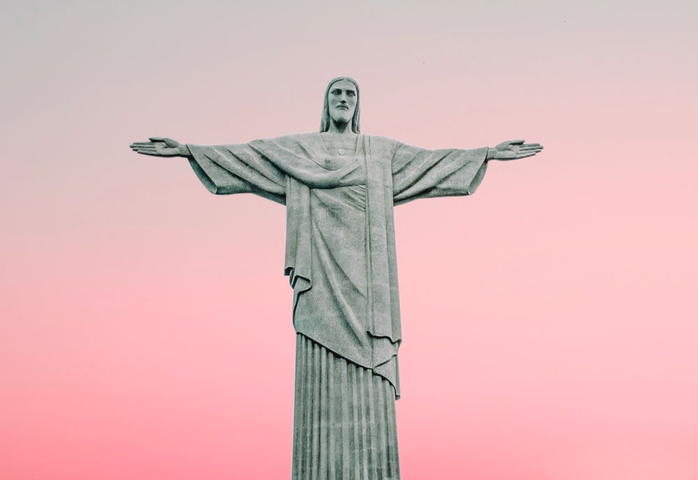 rio de janeiro brazil jesus christ statue