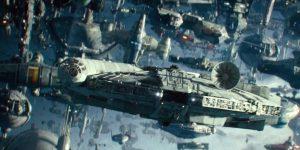 Star Wars Final Battle Scene.