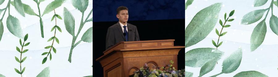 General Conference speaker