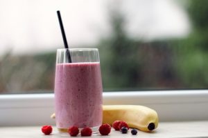 Smoothie with fruit recipies